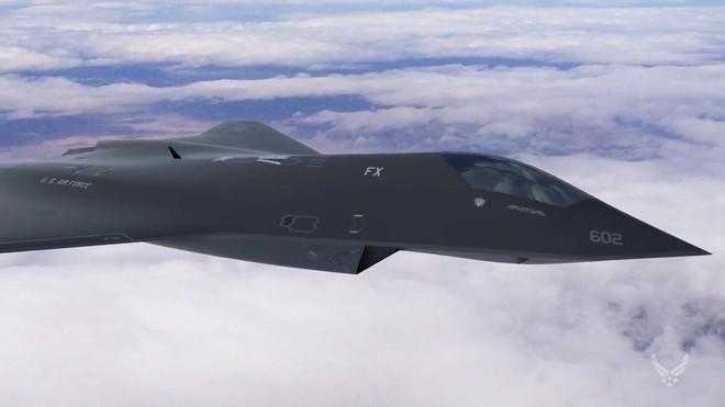Trung Quốc lộ rõ tham vọng, Mỹ sẽ không chịu thua: Siêu tiêm kích được lệnh cất cánh - Ảnh 1.