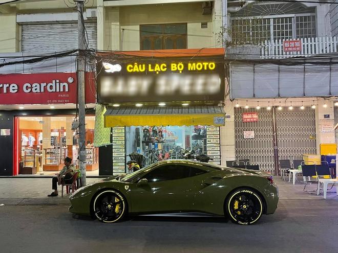 Lộ diện chủ nhân mới của Ferrari 488 GTB đầu tiên về Việt Nam, đại gia giàu có cỡ nào? - Ảnh 1.