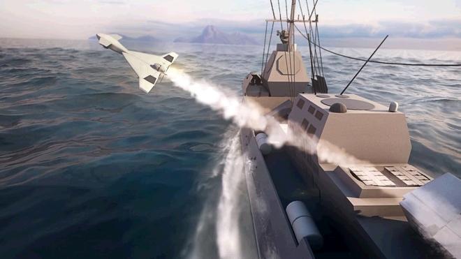 Israel bán UAV tấn công tự sát cho một quốc gia châu Á trong hợp đồng hơn 100 triệu USD - Ảnh 1.
