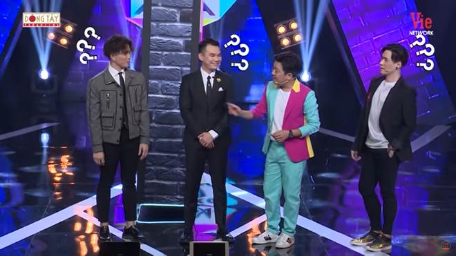 Bị nói gameshow nào cũng có mặt, Trường Giang lấy con cái ra đáp trả bất ngờ - Ảnh 1.