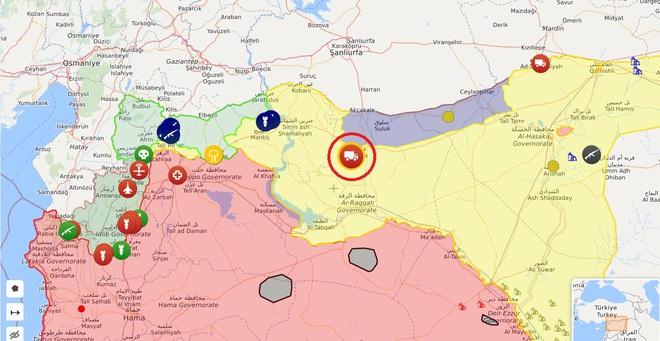 Syria, Biển Đen, Donbass, Yemen đồng loạt nóng rực  - Súng nổ, mưa bom và tên lửa, thương vong khủng khiếp, đối đầu căng thẳng - Ảnh 1.