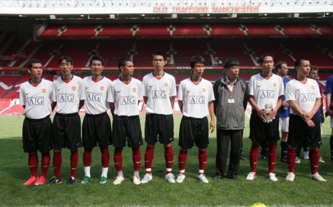 [Hồi ức] Đội bóng Việt Nam đạt á quân thế giới, khiến Argentina nể phục ở sân Old Trafford