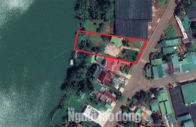 Thanh tra Sở Xây dựng Lâm Đồng vào cuộc xử lý vụ biệt thự khủng xây không phép - Ảnh 6.