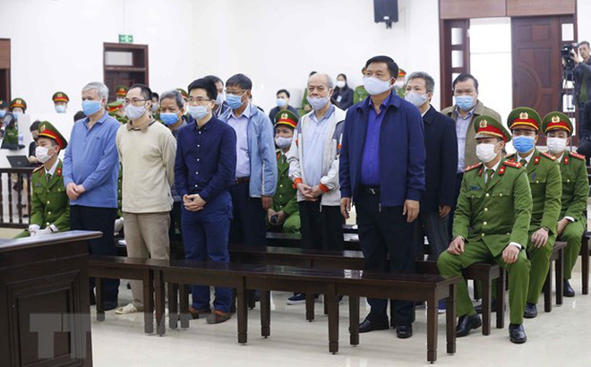 """Vụ Ethanol Phú Thọ, Trịnh Xuân Thanh nói lời sau cùng: """"Cuộc đời tôi không phải hoàn thiện, rất nhiều lỗi lầm"""""""