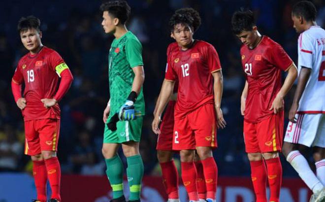 """Báo Trung Quốc: """"Nhận tin xấu, giấc mơ World Cup của ĐT Việt Nam có thể tan thành mây khói"""""""