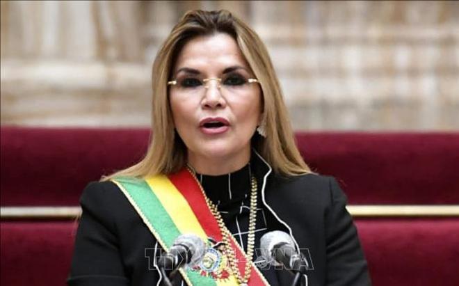 Cựu tổng thống tạm quyền Bolivia bị bắt liên quan đến khủng hoảng chính trị năm 2019