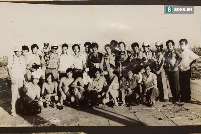 Cận cảnh xác tàu HQ 605 và những chiến sĩ sống sót cuối cùng trong trận hải chiến Gạc Ma 1988 - Ảnh 10.