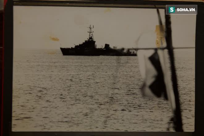 Cận cảnh xác tàu HQ 605 và những chiến sĩ sống sót cuối cùng trong trận hải chiến Gạc Ma 1988 - Ảnh 6.