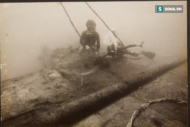 Cận cảnh xác tàu HQ 605 và những chiến sĩ sống sót cuối cùng trong trận hải chiến Gạc Ma 1988 - Ảnh 5.
