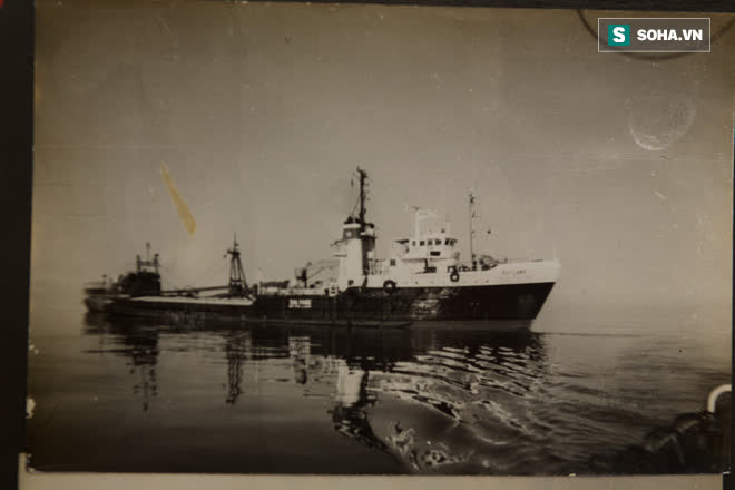 Cận cảnh xác tàu HQ 605 và những chiến sĩ sống sót cuối cùng trong trận hải chiến Gạc Ma 1988 - Ảnh 8.