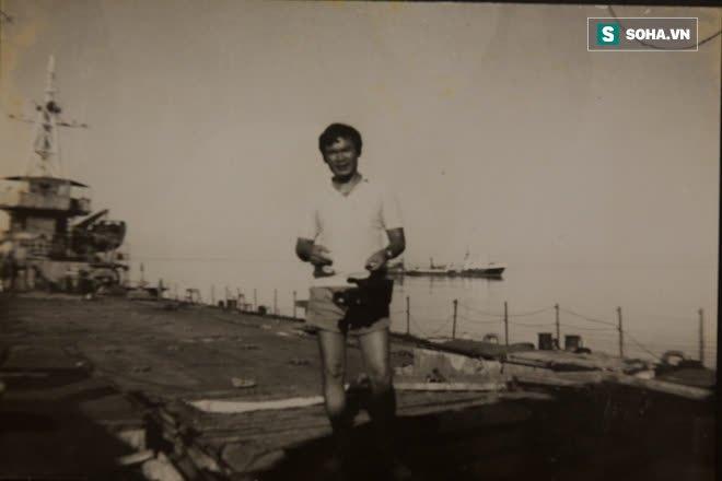 Cận cảnh xác tàu HQ 605 và những chiến sĩ sống sót cuối cùng trong trận hải chiến Gạc Ma 1988 - Ảnh 7.