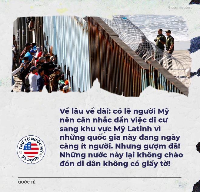 Thư từ nước Mỹ: Một cuộc hoảng loạn đang bắt đầu ở biên giới phía Nam - Ảnh 6.