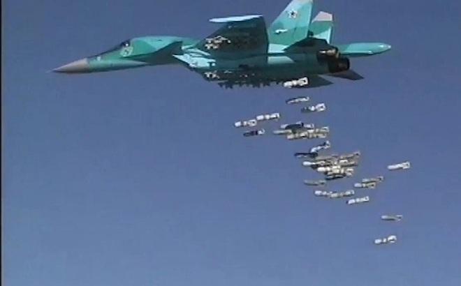 Cả gan trỗi dậy đánh lén, IS bị vùi dập bởi đòn truy diệt của Nga ở Syia