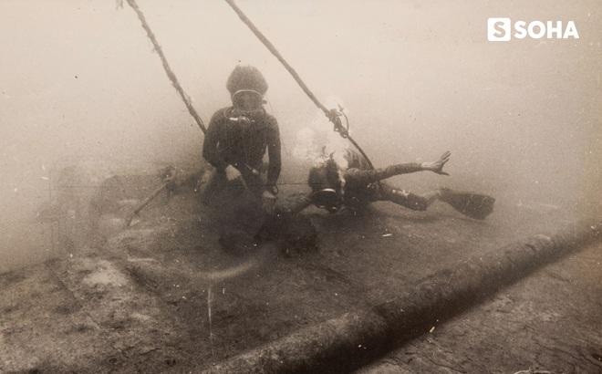 Cận cảnh xác tàu HQ 605 và những chiến sĩ sống sót cuối cùng trong trận hải chiến Gạc Ma 1988