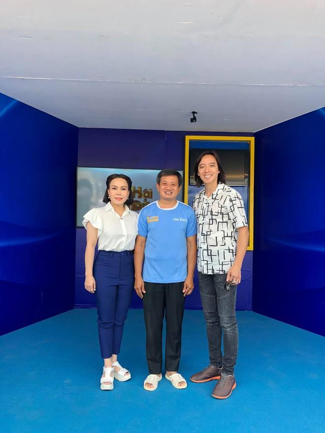 Việt Hương tặng ông Đoàn Ngọc Hải 1,7 tỉ: Tôi mua cho anh xe cứu thương nhập ở châu Âu - Ảnh 2.