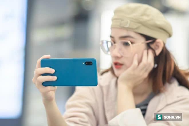Trải nghiệm Galaxy A02: 2 triệu đồng cho 1 chiếc smartphone nổi trội về pin - Ảnh 14.