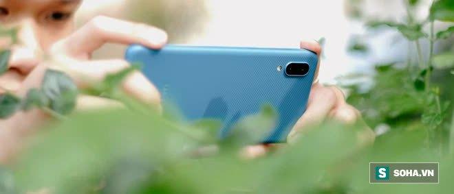 Trải nghiệm Galaxy A02: 2 triệu đồng cho 1 chiếc smartphone nổi trội về pin - Ảnh 6.