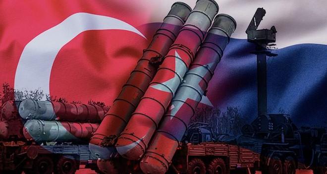 Thổ Nhĩ Kỳ phớt lờ tất cả để mua S-400 của Nga, lỗi là do Mỹ  - Ảnh 1.