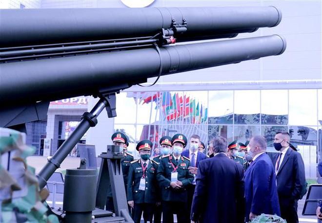 Việt Nam nghiên cứu tên lửa mới nhất của Nga: Đa năng, không đối thủ - Có thể trang bị cho tất cả các quân binh chủng - Ảnh 2.