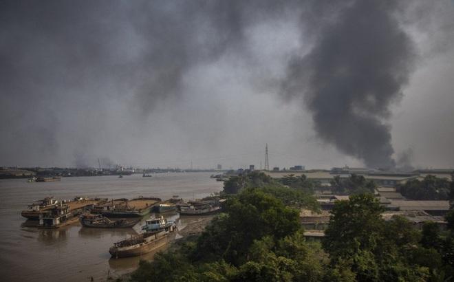 """Thông điệp mật được Bắc Kinh gửi tới công ty TQ ở Myanmar: Một nhóm người nên về nước """"ngay lập tức"""""""