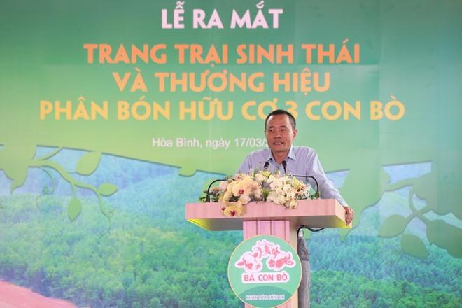 Ông Tam Asanzo làm trang trại bò: Chấp nhận bán phân không lãi trong 2 năm - Ảnh 4.