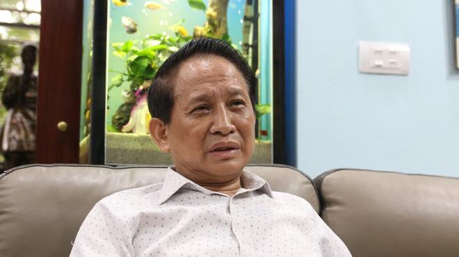 Viện trưởng Viện Thi đua Khen thưởng tiết lộ lý do tự ứng cử Quốc hội - Ảnh 1.