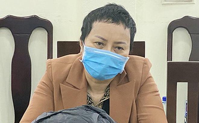 Bắt giam cựu Giám đốc Sở Y tế Sơn La