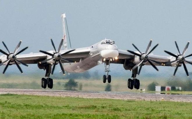 """Clip: Choáng ngợp với """"quái thú"""" ném bom chiến lược của Nga"""