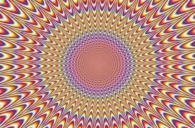 Thách thức thị giác 15 giây: Khó hiểu nhất là ảnh đầu tiên!  - Ảnh 3.