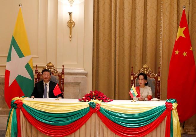 Trung Quốc ra 'yêu cầu nóng' với quân đội Myanmar