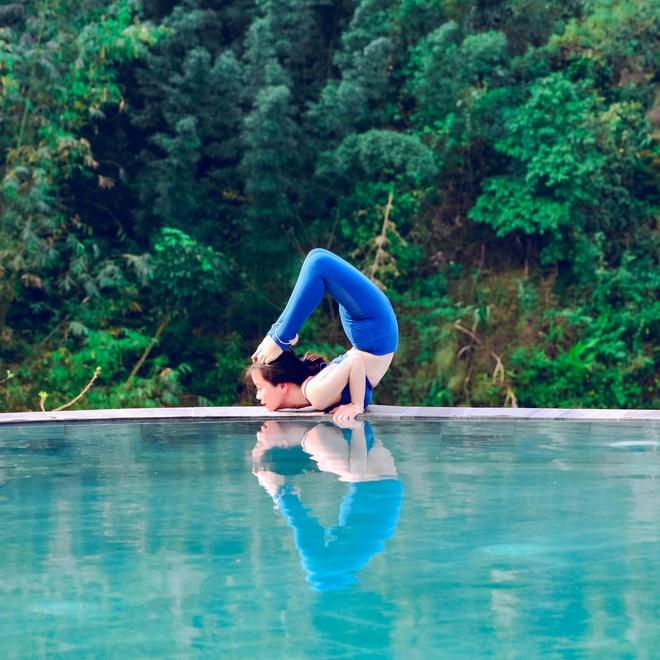Cô gái vàng Yoga VN tiết lộ thời điểm thần thánh nên tập Yoga, 5 giải pháp để làm mới thân và tâm - Ảnh 10.