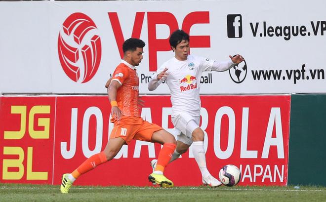 Vòng 4 V-League 2021: Cơ hội vàng của HAGL