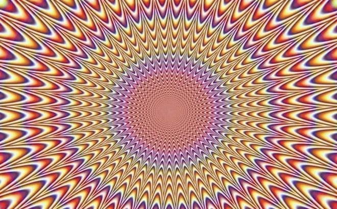 Thách thức thị giác 15 giây: Khó hiểu nhất là ảnh đầu tiên!