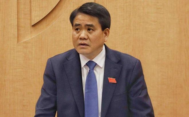 Con trai ông Nguyễn Đức Chung liên quan gì đến công ty cung cấp chế phẩm Redoxy-3C cho Hà Nội?