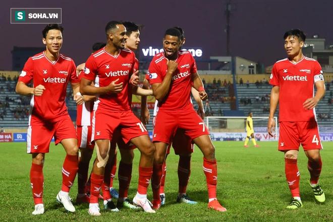 Đánh sập chảo lửa nóng nhất V.League bằng đòn độc, Viettel đẩy Nam Định vào thảm cảnh - Ảnh 2.