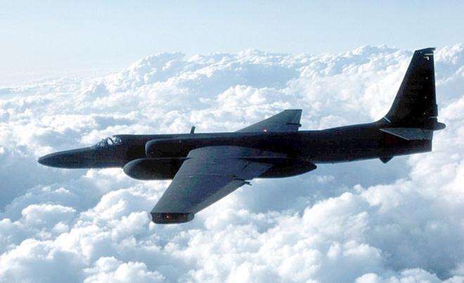 Mỹ từng triển khai máy bay do thám U-2 từ tàu sân bay - Ảnh 1.