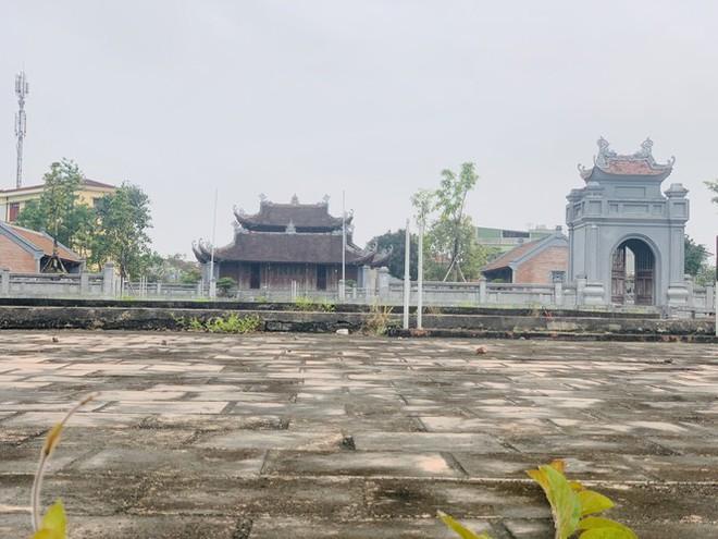 Công trình Văn Miếu gần 80 tỉ ở Hà Tĩnh xây xong không có đường vào - Ảnh 3.
