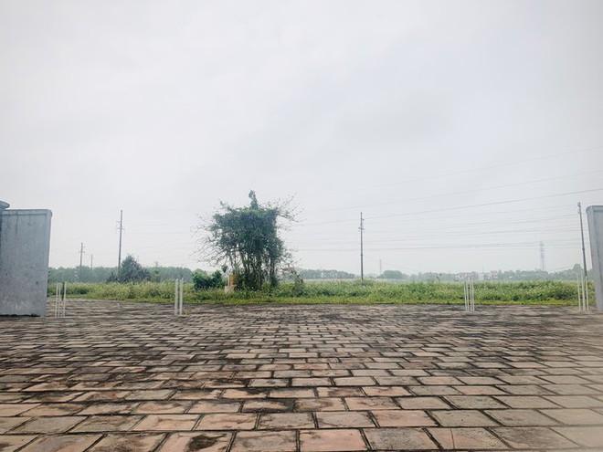 Công trình Văn Miếu gần 80 tỉ ở Hà Tĩnh xây xong không có đường vào - Ảnh 7.