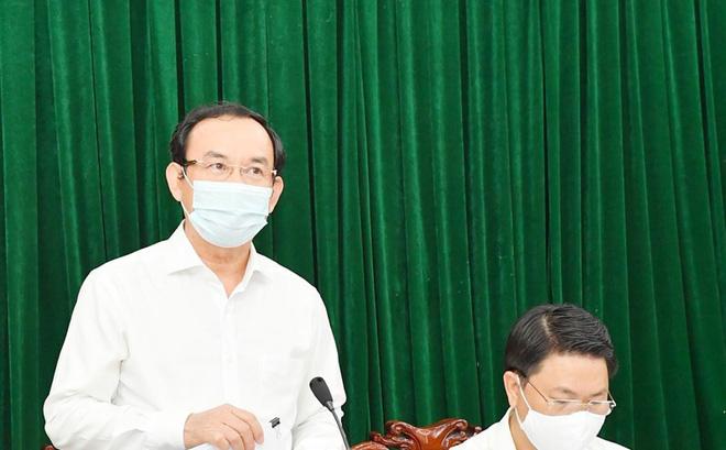 Bí thư Nguyễn Văn Nên nói về tình trạng quy hoạch 'treo' ở TPHCM