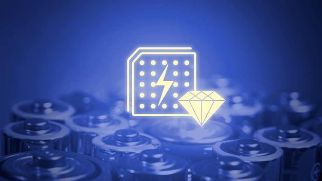 Pin kim cương hứa hẹn cấp đủ điện cho tàu thăm dò dùng 100 năm - Ảnh 1.
