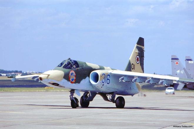 Chết đuối vì Nga trong việc tái sản xuất Su-25, Gruzia bất ngờ vớ được cọc  - Ảnh 5.
