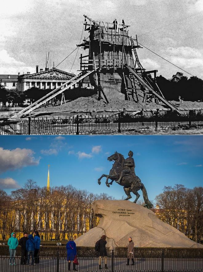Giữa mưa bom, Liên Xô phô diễn kĩ năng ngụy trang đỉnh cao cho những người hùng chọc trời ở Leningrad - Ảnh 8.