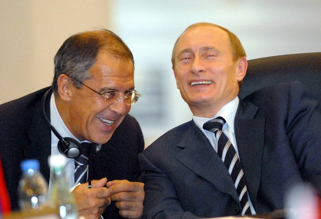 Chưa cần nắm đấm của Shoigu ra đòn: Nhận tối hậu thư của Lavrov, Mỹ-NATO hoảng hốt! - Ảnh 4.