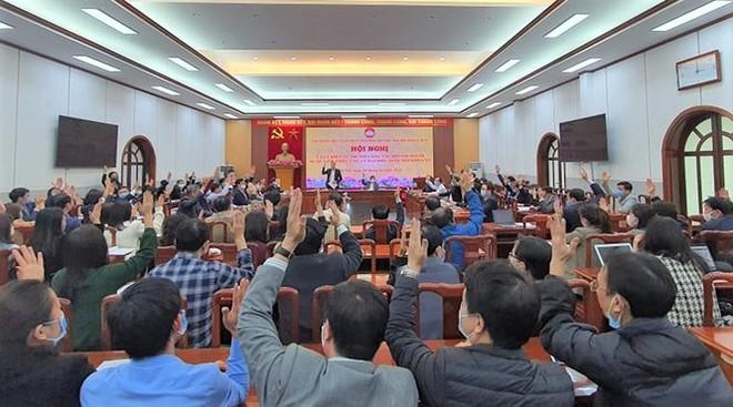 Giới thiệu ông Trần Thanh Mẫn, Hầu A Lềnh ứng cử đại biểu Quốc hội khóa XV - Ảnh 1.