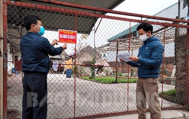 Hải Dương: Phong tỏa 19 thôn, cụm dân cư ở Cẩm Giàng liên quan các ca dương tính với SARS-CoV-2; Sân bay Vân Đồn mở cửa trở lại từ ngày 3/3 - Ảnh 1.
