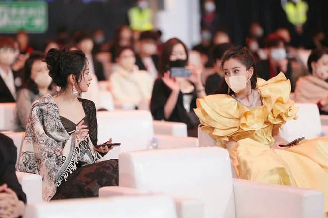 Angelababy phớt lờ Huỳnh Hiểu Minh, vợ chồng như hai người xa lạ - Ảnh 3.