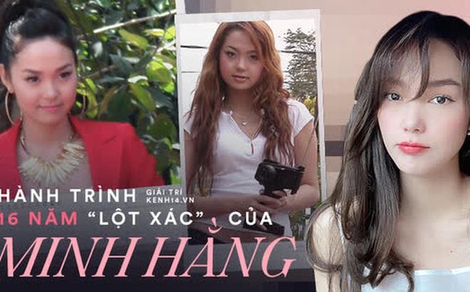 Minh Hằng dành 17 năm thanh xuân để 'lột xác': Từ 'bé Heo' bị netizen tố phẫu thuật hỏng đến visual nữ thần gây bão xứ Trung