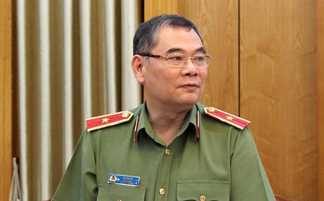 Tướng Tô Ân Xô lên tiếng việc khen thưởng cho cán bộ công an có thành tích trong vụ Trịnh Xuân Thanh