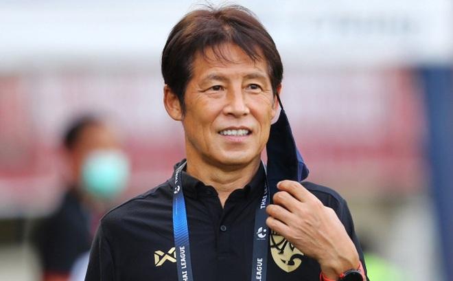 HLV Nishino trở lại, sếp Thái Lan liền đưa ra tuyên bố
