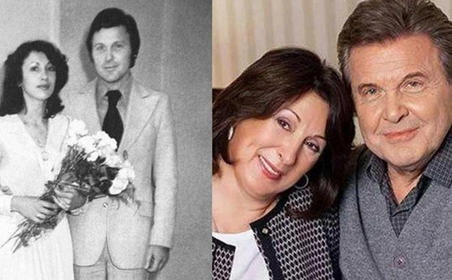 """Chuyện nàng tiểu thư tài sắc vẹn toàn nước Nga từ bỏ tất cả để chạy theo chàng ca sĩ """"già"""", tình yêu 40 năm bền vững dù không một mụn con cái"""